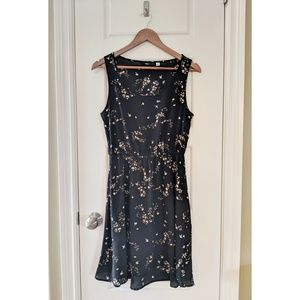 ONLY Crane & Cherry Blossom Dress NWOT